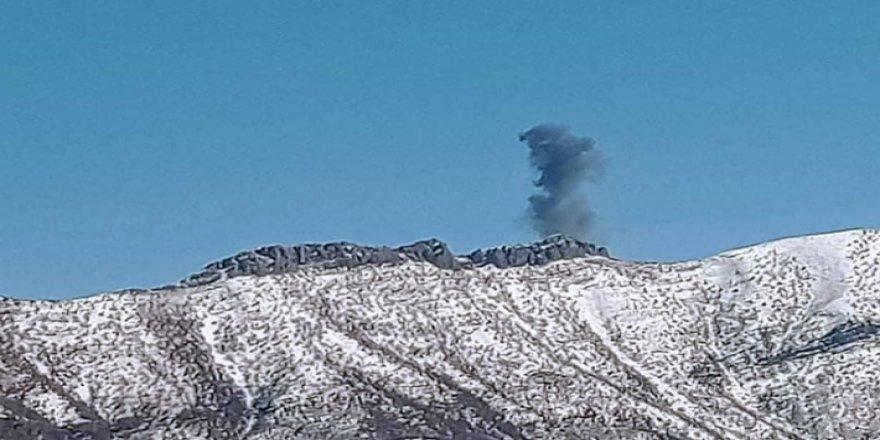 Türk savaş uçakları Wertê bölgesini bombaladı