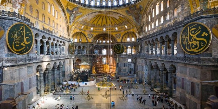 Yunanistan: Ayasofya yeniden müze statüsüne çevrilmeli