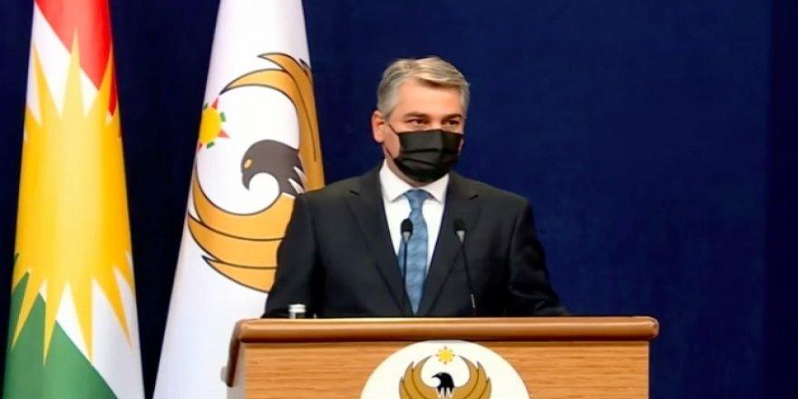 Cotyar Adil: Şengal Anlaşması'nın uygulanması Irak hükümetinin görevi