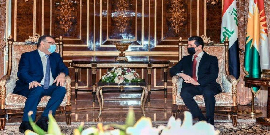 Ermenistan Kürdistan Bölgesi'yle ilişkilerini güçlendiriyor