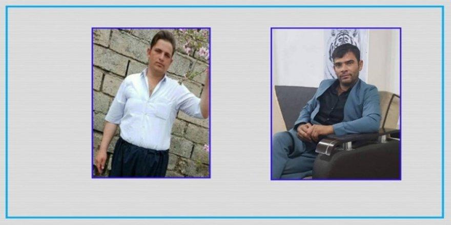 Rojhılat'ta iki kardeş İran güvenlik güçleri tarafından öldürüldü