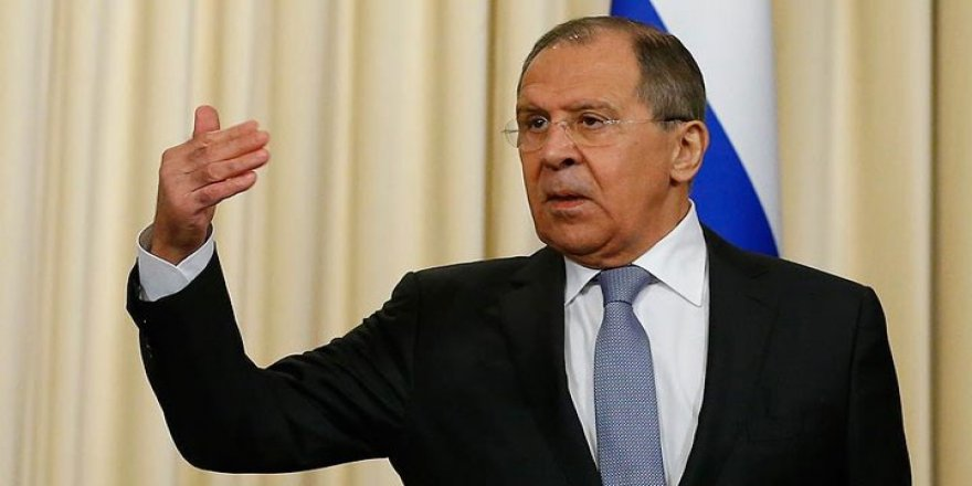 Lavrov: ABD, saldırıdan 4-5 dakika önce haber verdi