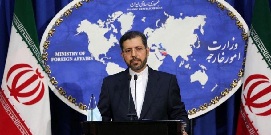 İran'dan ABD'nin Suriye'deki hava saldırısına tepki!