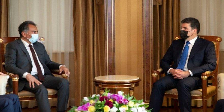 Başkan Neçirvan Barzani: Papa Francis'in ziyareti tarihi bir gelişme