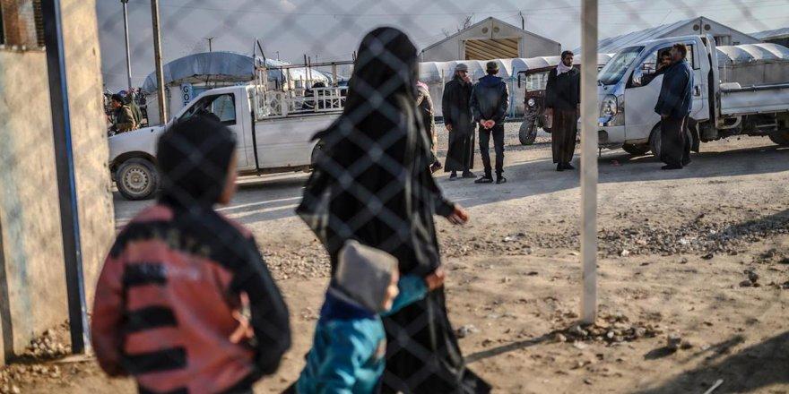 Hol Kampı'nda Sınır Tanımayan Doktorlar örgütünün bir çalışanı öldürüldü