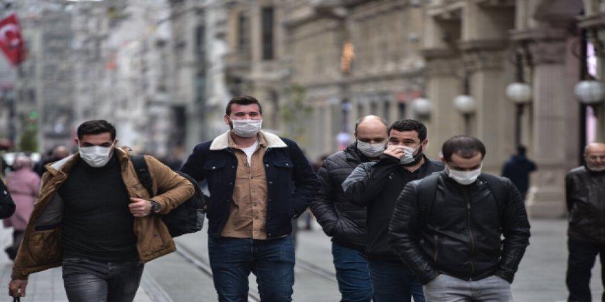 Türkiye'de salgın: 65 vefat, 11 bin 520 yeni vaka