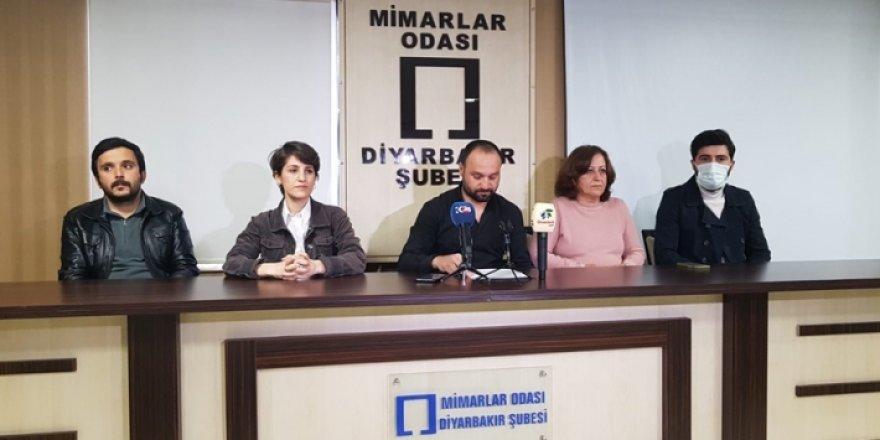 TMMOB Diyarbakır Şubesi: Kayyumlar suç işliyor