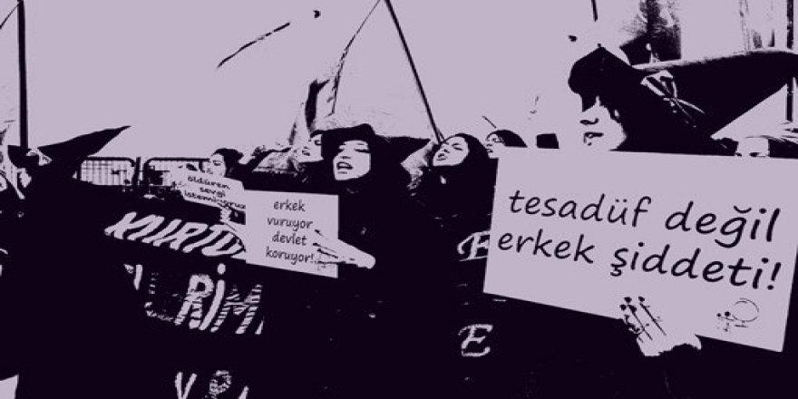 Türkiye'de Şubat ayında 33 kadın katledildi
