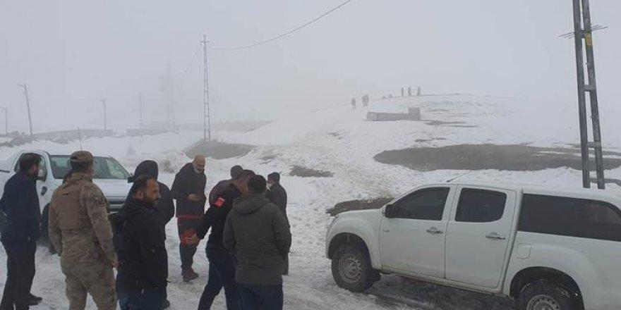 Tatvan'da helikopter düştü: 9 ölü 4 yaralı