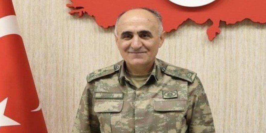 Korgeneral Osman Erbaş düşen helikopterde hayatını kaybetti