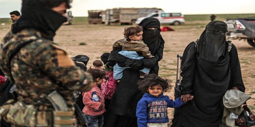 Belçika, Rojava'daki IŞİD'li vatandaşlarını geri getirecek