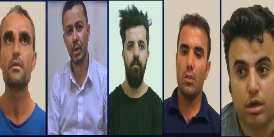 Kürdistan Bölgesi Güvenlik Konseyi, çökertilen casusluk şebekesiyle ilgili bilgileri yayınladı