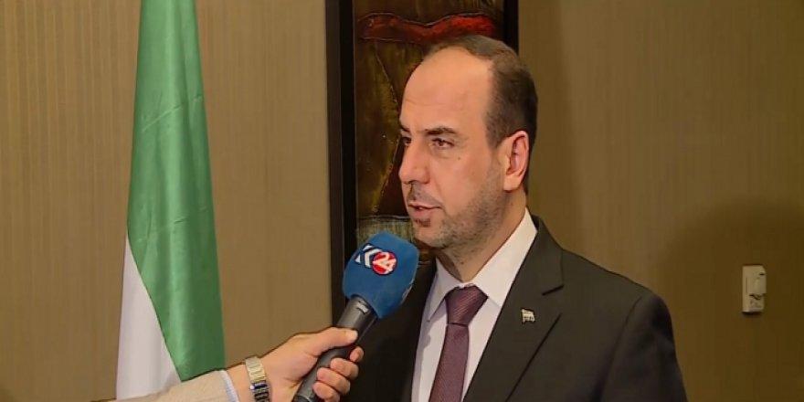 SMDK Başkanı Nasır el-Hariri, Başbakan Barzani ile yaptığı görüşme hakkında konuştu