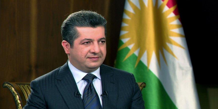 Başbakan Barzani'den Raperin mesajı: Kürdistan halkı, esareti reddettiği mesajını verdi dünyaya