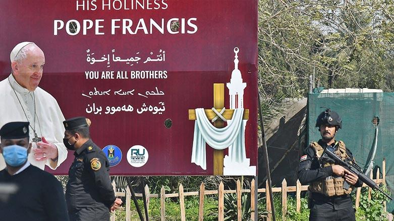 """""""Kürdistan Bölgesi'nin Papa Francis'i karşılama hazırlıkları üst düzeyde"""""""