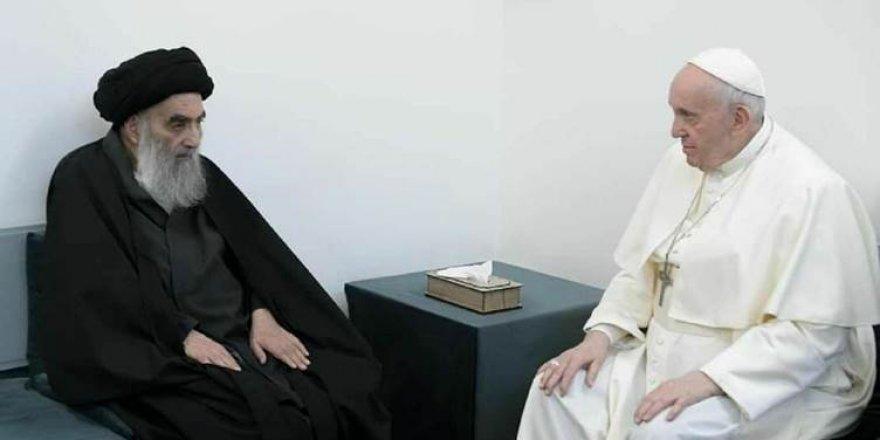 Papa Francis, Ali Sistani'yle görüştü