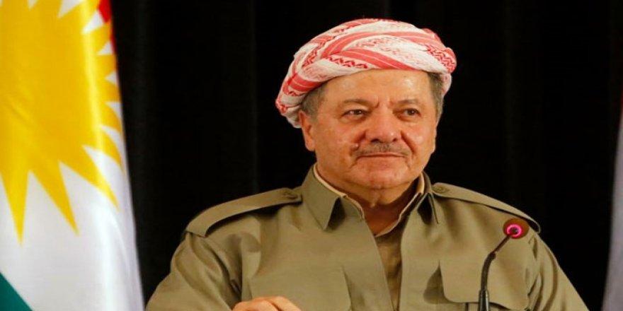 Başkan Barzani'den Papa'nın ziyaretine ilişkin mesaj: Kutsal ve tarihi bir ziyaret