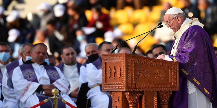 Papa Francis: Barışa ihtiyaç var