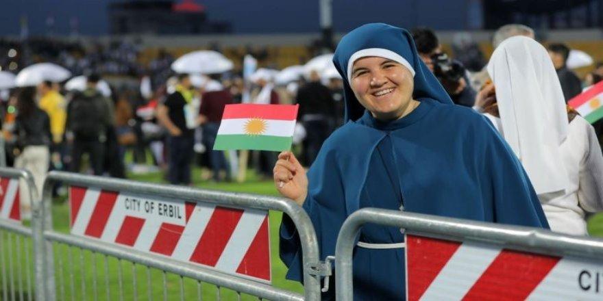 ABD Başkonsolosluğu: Papa'nın Kürdistan Bölgesi ziyareti yeni bir aşama