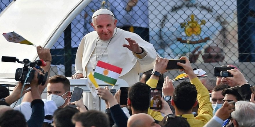 Papa, Irak ve Kürdistan Bölgesi ziyaretinin ardından Vatikan'a döndü