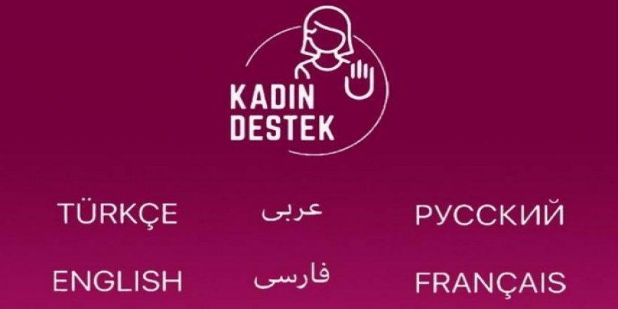 KADES uygulamasında 6 dil arasında Kürtçe yok