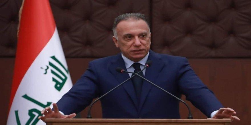 Başbakan Kazimi'den tüm taraflara Erbil'le çözüm çağrısı