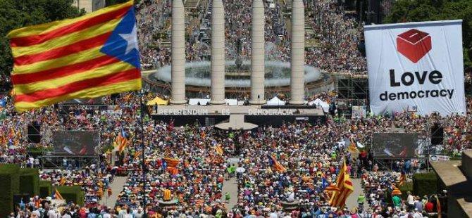 Katalan teknik adam Pep Guardiola: Bağımsızlık istiyoruz