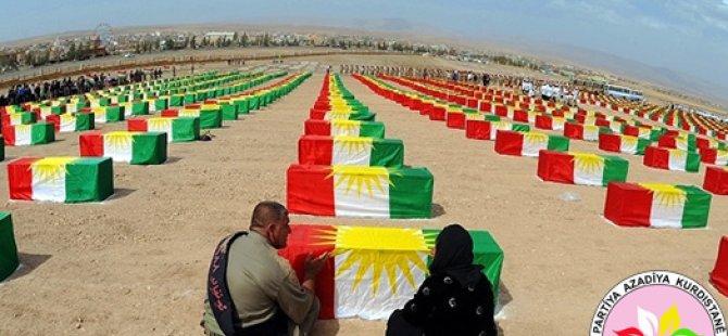 """PAK: """"Enfal sadece Kürdistan halkına değil, tüm insanlığa karşı yapılmış bir soykırımdır"""""""