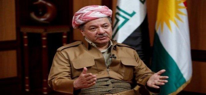 """Barzani: """"Madem bağımsızlık iyi değil, sizin için neden iyi? """""""