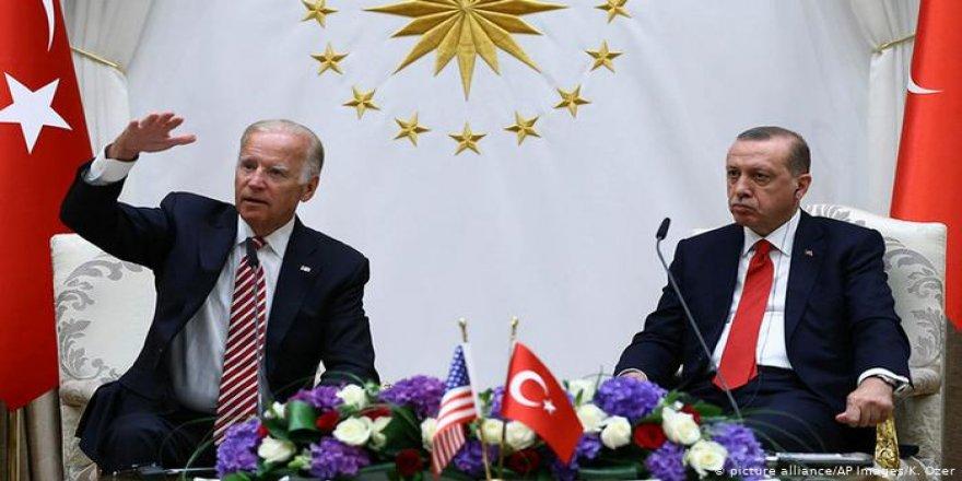 Biden, Erdoğan ile ilk resmi temasını kurdu: Mektup gönderdi!
