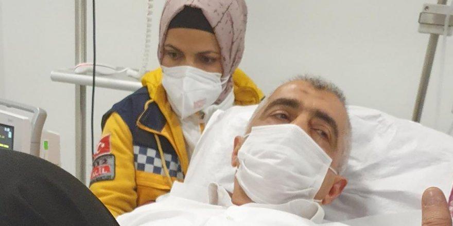 Sağlık durumu kötüleşen Gergerlioğlu yoğun bakıma alındı, anjiyo olacak