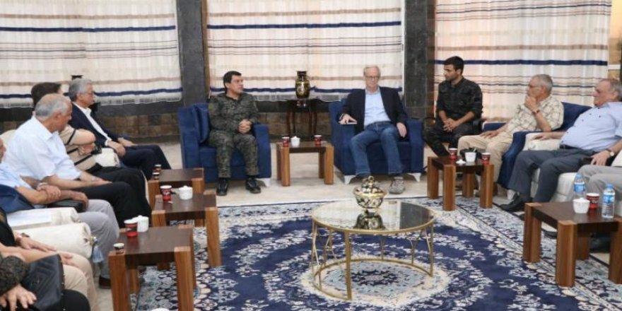 ABD'li yetkili, ENKS-PYNK diyaloğu kapsamında Kürdistan Bölgesi'ni ziyaret edecek!