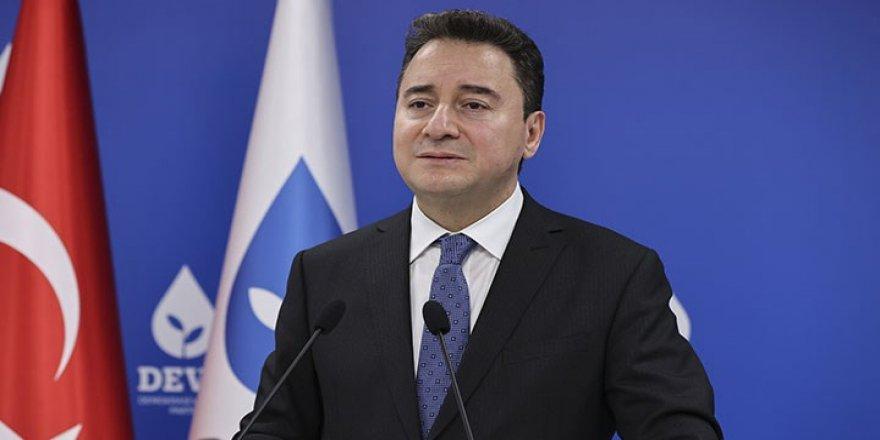 Babacan: Kürtçe ağıtların yankısını Ankara'da yüreğimizde taşıyacağız!