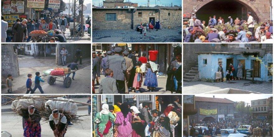 Bir fotoğrafçının objektifinden 90'lı yıllarda Diyarbakır