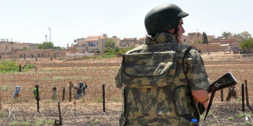 Rojava'da Türk askerî üssünde patlama