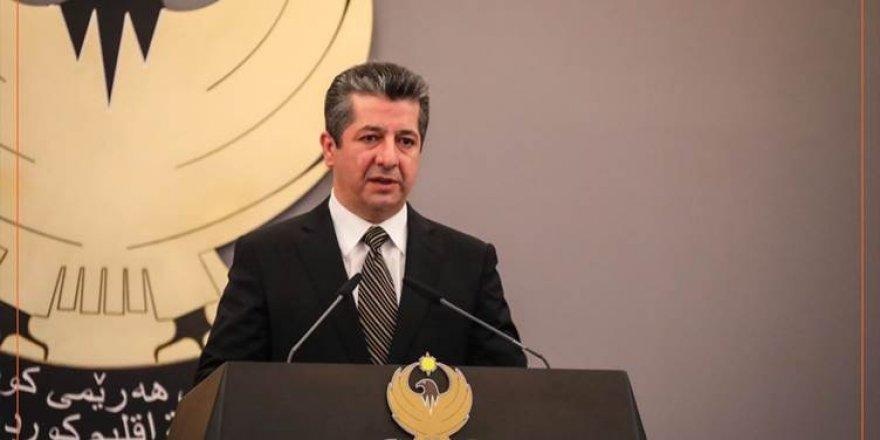 Mesrur Barzani: Kürdistan Hükümeti tüm yükümlülükleri yerine getirmeye hazır