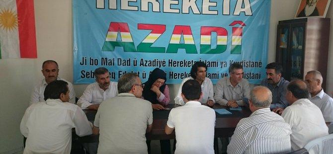 """""""Güney Kürdistan Bağımsızlık Referandumu, halkımızın tabii hakkıdır """""""