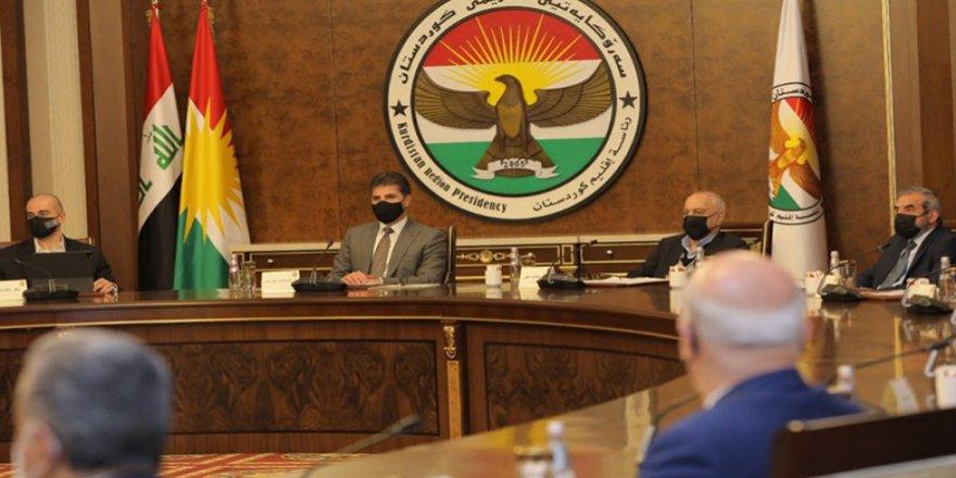 """Neçirvan Barzani: """"Hak ve statüyü korumanın tek yolu birlik"""""""