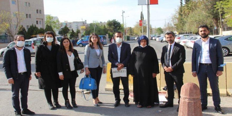 Diyarbakır Barosu Şenyaşar ailesini ziyaret etti