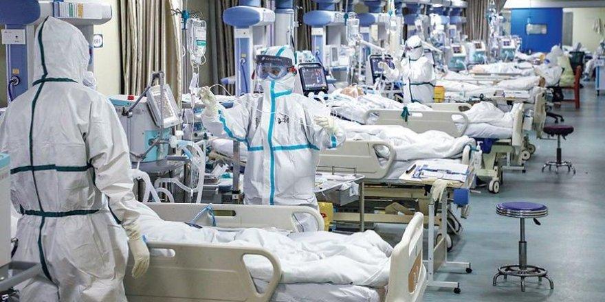Özel hastanelere 'fahiş fiyat' isyanı: 4 gece yatış 18 bin peşinle Kovid-19 tedavisi