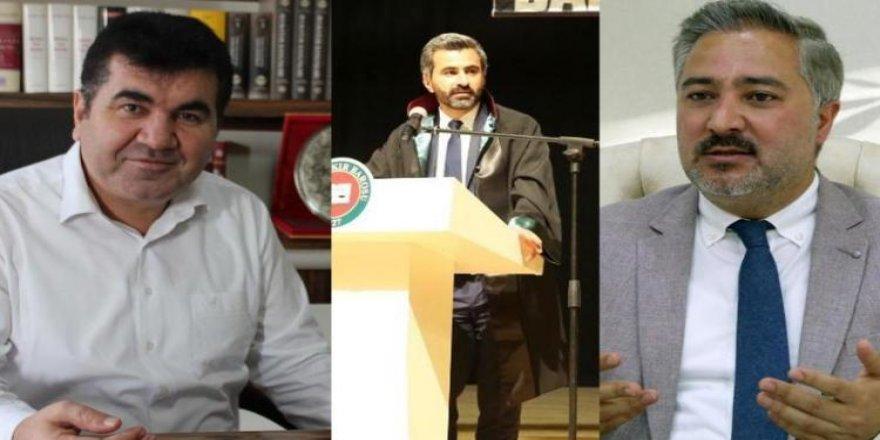 Baro başkanları: Bölge'de hukuksuzluğun temel nedeni Kürt meselesi