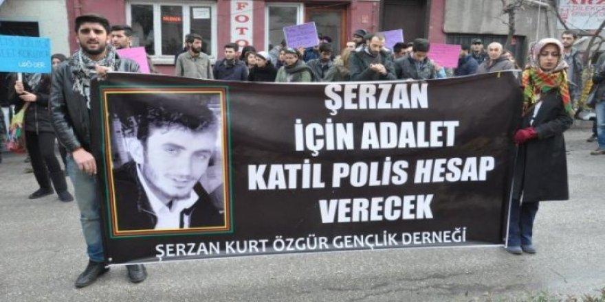 Yargıtay Şerzan Kurt'u öldüren polisin indirimli cezasını onadı
