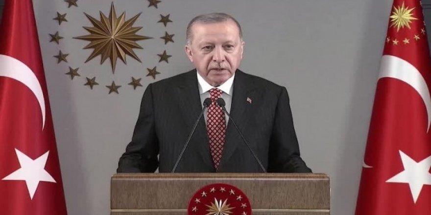 Erdoğan'dan 'iş ve aş' yorumu