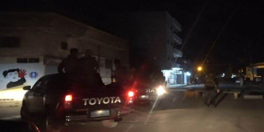 Qamişlo'da rejime bağlı milisler iç güvenliğe saldırdı