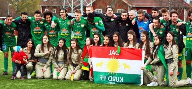 Dalkurd Kulüp Başkanı Ramazan Kızıl: Avrupa'daki Kürt Milli Takımı olacağız