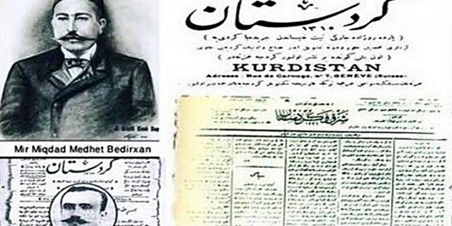 Kürdistan Parlamentosu'ndan Kürt Gazeteciler Günü kararı!