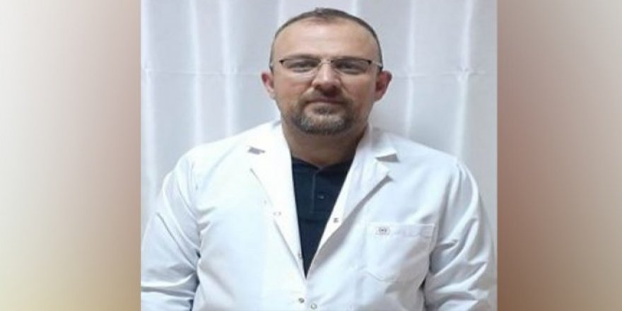 Diyarbakır'da bir doktor yaşamına son verdi