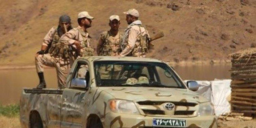 Meriwan'da 2 İran Devrim Muhafızı askeri öldürüldü