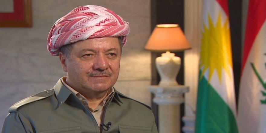 Başkan Barzani: Gazeteciler kutsal bir görev üstleniyor