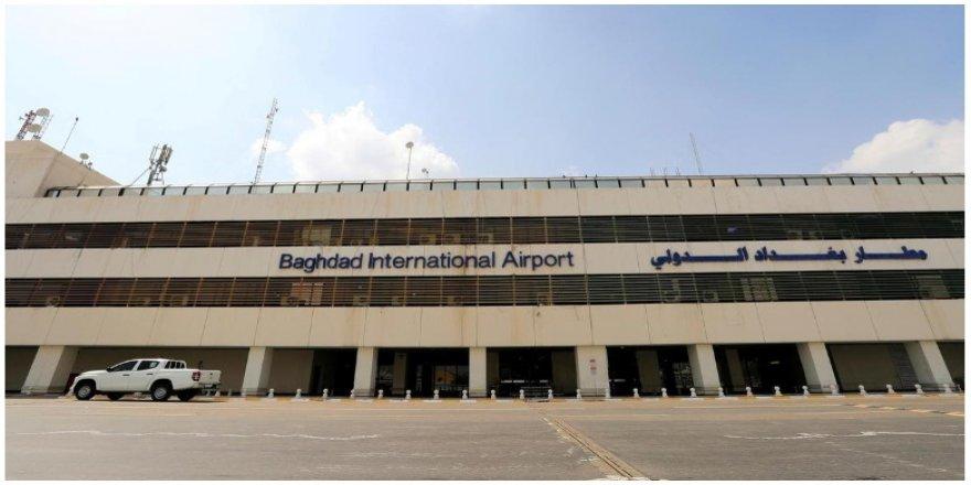 Bağdat Uluslararası Havalimanı'na füze saldırısı